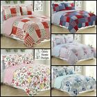 Mellisa - 3 Piece Glory Home Designs Reversible Quilt & Shams image