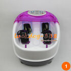 Premium Ionic Detox Machine Foot Bath Spa Cell Cleanse Tub 4 Modes Health Life