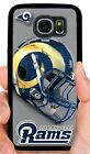 LOS ANGELES RAMS PHONE CASE COVER FOR SAMSUNG NOTE GALAXY S4 S5 S6 S7 EDGE S8 S9 $19.99 USD on eBay