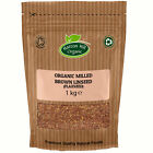 Kyпить Organic Milled Brown Linseed (Ground Flax Seed) Certified Organic на еВаy.соm