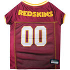 Washington Redskins Licensed NFL Pets First Dog Pet Mesh Jersey Sizes XS-2XL $33.96 USD on eBay