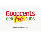 Goodcents Deli Subs Original Gift Card - $25 $50 $100 - Email delivery