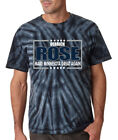 "Tie-Dye Derrick Rose Minnesota Timberwolves ""Make Minnesota Great"" T-Shirt on eBay"