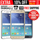 Samsung  Galaxy J7 J700f 16gb Dual Sim Android Smart Phone Black White Gold