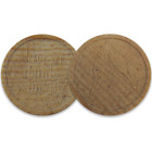 Wooden Embossed Tokens Have a drink on us Xmas Champagne Wedding Hen Party Event