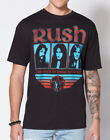 Rush FAREWELL TO KINGS 1977 TOUR T-Shirt NEW Authentic & Official image