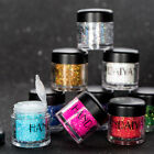 Glitter Eyeshadow Pot & Makeup Cosmetic Shimmer Pot Loose Eyeshadow Pigment New