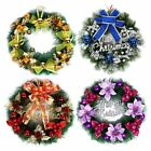 Christmas Wreath Decor For Xmas Party Door Wall Window Hanging Garland Ornament
