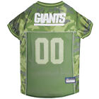 New York Giants NFL Pets First Licensed Dog Pet Mesh CAMO Jersey XS-XL NWT $35.95 USD on eBay