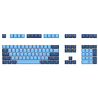 Akko x Ducky Hardcap Ocean Star PBT Double Shot Keycaps Set 108/119 Keys