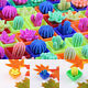 EA10 7F8E Baby Beautiful Grow in Water Toys EXO Squishy Gifts Antistress Gadget