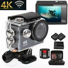 Action Camera 4K 1080P WiFi Sport Camcorder EKEN H9R Underwater 30M For Gopro