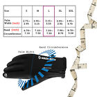 -10? Ski Gloves Zipper Winter Sports Thermal Touch Waterproof Snowboard Skiing