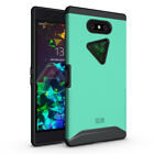 for Razer Phone 2 [2018], TUDIA Slim-Fit HEAVY DUTY MERGE Dual Layer Cover Case