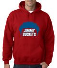 "Jimmy Butler Philadelphia 76ers ""Buckets Hair""  Hooded Sweatshirt on eBay"