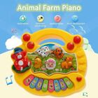 Baby Toy Electronic Animal Keyboard Sound Piano Music Toys for Kids Xmas Gifts