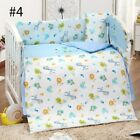 Baby Bedding Set Newborn Cute Backrest Mattress Bumper Pillow Bed Accessory New