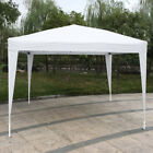 Household Folding Pergola Advertising Tent 3 X 3M Outdoor Waterproof Shed US