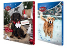 TRIXIE LUXURY DOG PET PUPPY CHRISTMAS ADVENT CALENDAR FESTIVE  MIXED TREATS