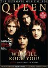 0697 Vintage Music Poster Art - Queen We Will Rock You