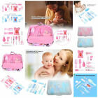 Safety Newborn Baby Health Care Set Nail Hair Brush Thermometer Nose Cleaner