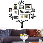 Family Tree Frame Collage Pictures Frames Multi-Photos Wall Mount Decor Wedding