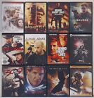 Action/Adventure Movies dvds $2.49 ea! Shipping $1.99 on the first, FREE ea. add