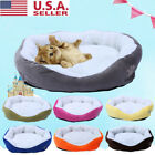 Small Dog Bed Pet Kennel House Cozy Warm Cushion Pad Puppy Cat Kitty Bed Blanket