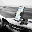 UK Qi Wireless Car Mount Fast Charger Charging Stand Dock for iPhone X XR XS Max