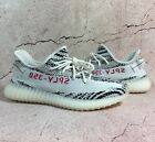 Adidas Yeezy Boost 350 V2 Zebra CP9654 Authentic Box And All Tags