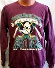 New! VINTAGE NHL Anaheim Ducks Screen Printed Sweatshirt $28.99 USD on eBay