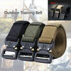 Внешний вид - Outdoor Heavy Duty Military Tactical Belt Training Strap Quick-Release Buckle