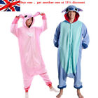 Unisex Adult Stitch Onesie991 Kigurumi Cosplay Costume Animal Sleepwear Pajamas