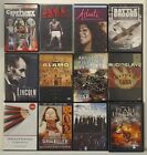 Non-Fiction Dvds $2.59 ea! Shipping $1.99 on the first, FREE ea. additional