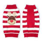 Christmas Knitted Cotton Dog Hoody Sweater Cute Jumper Clothes Small Large Pet