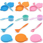 Melamine Pet Cat Dog Puppy Food Scooper Spoon Scoop Shovel Feeding Feeder Tool