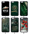 NHL Minnesota Wild Case For Samsung iPhone iPod Moto LG SONY HTC HUAWEI HONOR $9.85 USD on eBay