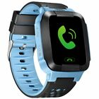 3G/2G Kid Phone Smartwatch MIC Wristwatch Waterproof GPS Tracker for iOS Android