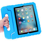 "iPad 2 3 4 5 6 9.7"" 2018 Mini 5 4 3 Kids Shockproof Foam Case Handle Cover Stand"