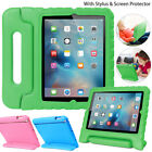 "Ipad 2 3 4 5 6 9.7"" 2018 Mini 4 3 2 Kids Shockproof Foam Case Handle Cover Stand"
