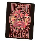 Dr Teeth & The Electric Mayhem Custom Blanket