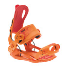 Snowboard Binding Freestyle Mountain Freeride SP  FT 270 Orange/Red S M