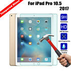 Tempered Glass For iPad Pro 10.5 2017 Protective Screen Protector Cover Film New
