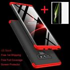 Kyпить For Galaxy Note 10/9/8/S10/S9/S8/Plus/Shockproof 360° Case+Screen Protector на еВаy.соm