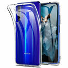 For Huawei Honor 20 10 9 Lite 8A 8X 7S Ultra-thin Clear Soft Silicone Case Cover