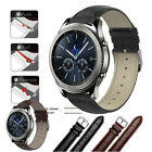 Crocodile Pattern Leather Watch Band Strap For Samsung Gear S3 Classic/Frontier image