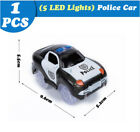 voiture lumineuse led pour circuit lumineux type magic track