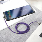 Baseus USB Type C Fast Charge Data Cable For Samsung Galaxy Note 9 S9 A9 A8 2018