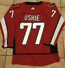 77 TJ Oshie Capitals Stanley Cup Championship Jersey