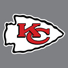 Kansas City Chiefs Vinyl Sticker / Decal * NFL * AFC * East * MO * Football *